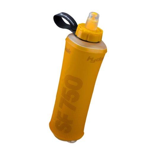 Hydrapak, Botella Softflask Outdoor Amarillo Giallo - Arancione Talla:750 ml