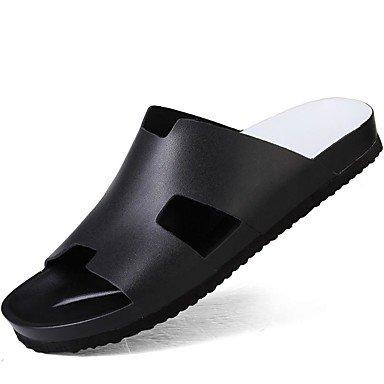 Slippers & amp da uomo;Primavera Estate Autunno Comfort pelle bovina all'aperto Athletic Dress Acqua casuale S sandali US7 / EU39 / UK6 / CN39