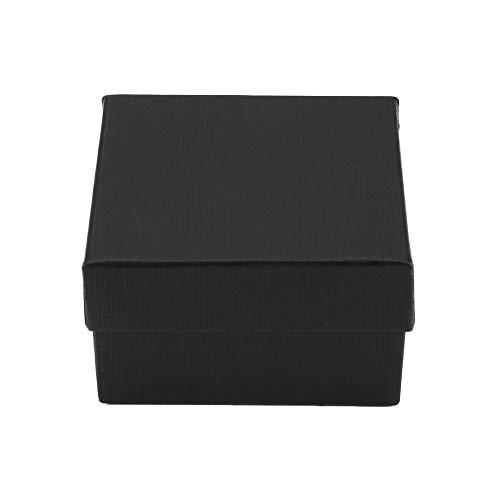 Newin Star Présent boîte-cadeau de cas pour Bangle Bijoux Bague Boucles d'oreilles montre-bracelet boîte de rangement