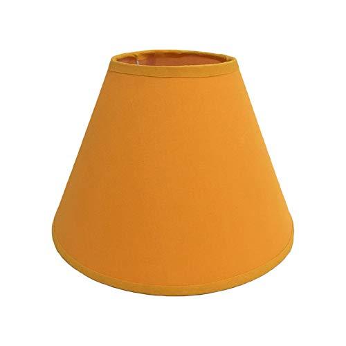 Pantalla de lámpara de mesa moderna con clip en tela para lámpara ...