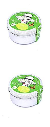 Kokona Cosmetico reine Vaseline Lip Balm Packen Sie 2 x 50 ml