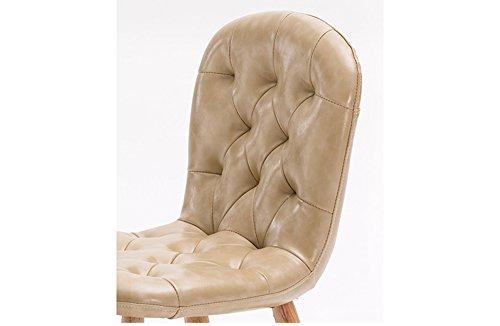 Sedia per bambini in legno massello sedia per bambini sgabello