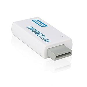 2-TECH Wii zu HDMI Full HD HDTV Adapter Konverter 1080p