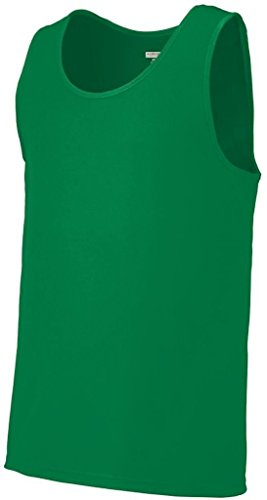 Augusta 703 Erwachsene Sportswear Training Tank, orange grün - kelly