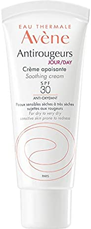 Avene Antirougeurs DAY Soothing Cream SPF 30 - For Dry to Very Dry Sensitive Skin Prone to Redness 40ml/1.3oz
