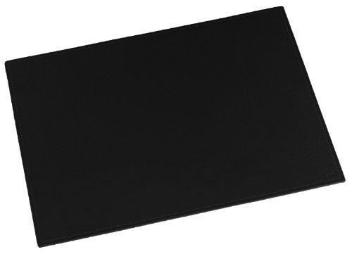 Läufer 38436 - Ambiente SCALA Schreibunterlage 45 x 65 cm, aus echtem Leder, schwarz