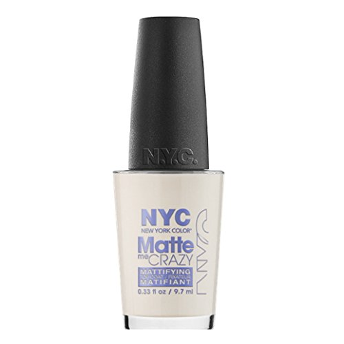 (3 Pack) NYC Mattifying Top Coat