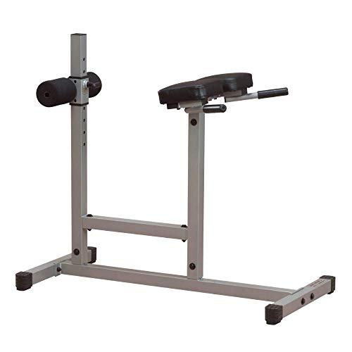 BODY-SOLID Powerline-Serie Rückentrainer Rückenstrecker Roman Chair Hyperextension Bauchtrainer Trainingsgerät