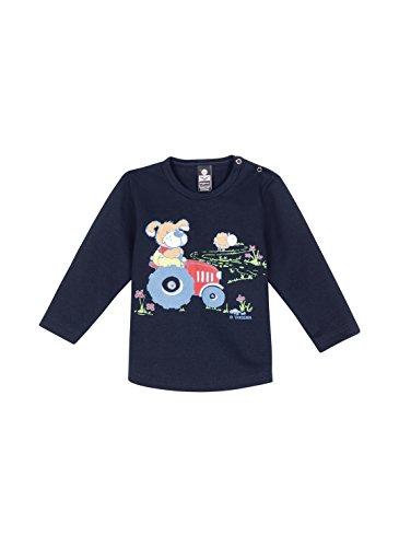 TRIGEMA Baby Langarmshirt mit Bär -