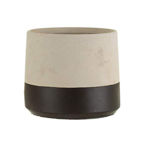 Sass /& Belle Cemento Fioriera in Cemento ~ ~ ~ geometrico vaso ~ Grigio