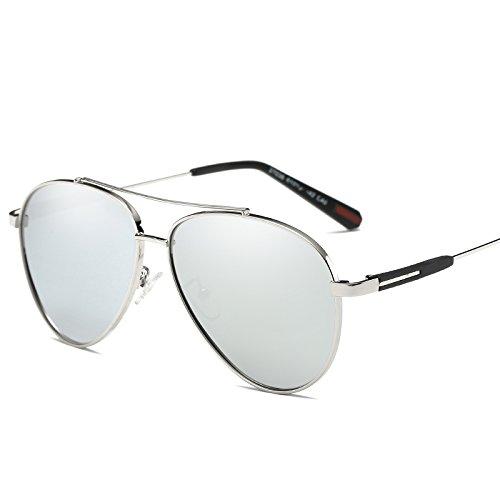 LLZTYJ Sonnenbrille/Sonnenbrille Der Männer Helle Polarisierte Sonnenbrille, Die Männer Und Frauen...