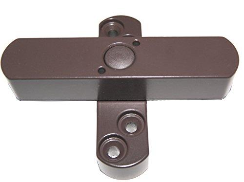 Kärcher 21SB Bever STUCO Safe Fenstersicherung Nr. 21 SB, 2-flügelig, Farbe braun