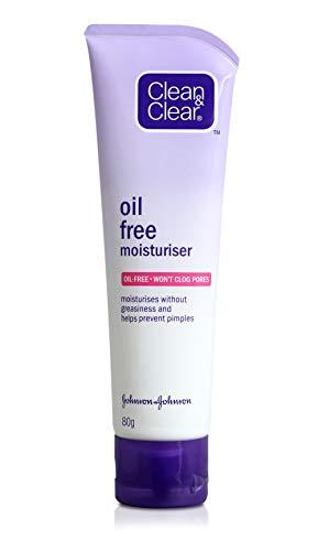 Clean & Clear Oil Free Moisturizer, 80ml