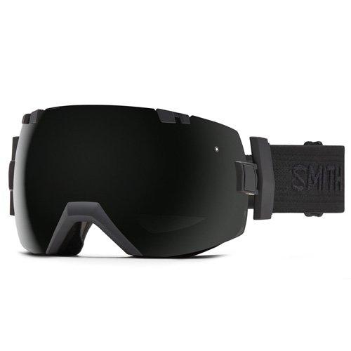 Smith Herren I/OX Skibrille Schwarz One Size
