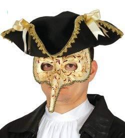 Lungo naso maschera veneziana
