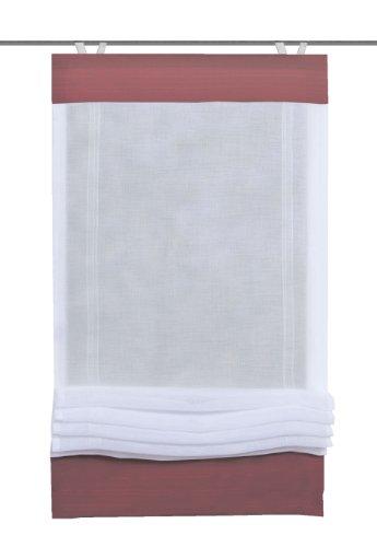 Home Fashion Iovivo easyFIX - Estor plisado (lino, con quitasol)