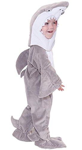 Forum Novelties Kleinkinder Shark Kostüm (Shark Kleinkind Kostüm)