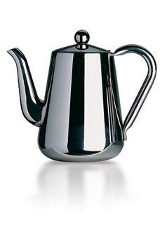 PRIAMI MULTISTORE CAFFETTIERA A SERVIRE, VERSEUSE ARIANNA 295/02 STELLA, TUTTA INOX 35CL