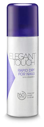 Elegant Touch Rapid Nail Dry Spray 125 ml