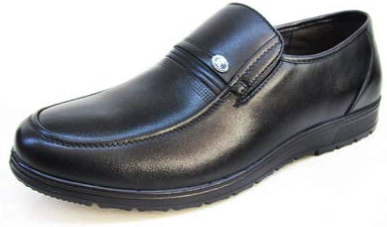 LOVDRAM Scarpe da da da Uomo in Pelle Scarpe da Uomo Scarpe in Pelle Business Casual Scarpe da Uomo Abbigliamento Traspirante... | eccellente  | Scolaro/Ragazze Scarpa  e2a4fe