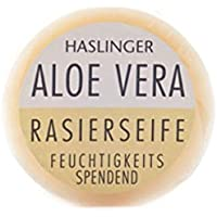 HASLINGER Aloe Vera Rasierseife, 60 g