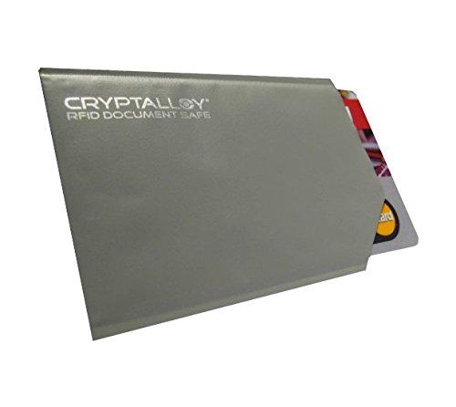 �r kontaktlose Kreditkarten, EC-Karten, GiroGo, Ausweise, Karten (RFID, NFC, Funk-Chip) RFID-Blocker, 5er Set ()