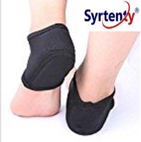 Syrtenty Große Kompressionsbandage für den Fuß, bei Plantarfasciitis, Fußgewölbeunterstützung, Fersenschmerzen, Schmerzlinderung bei Plantarfasciitis -
