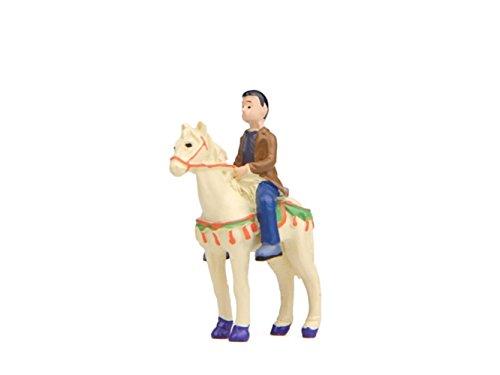 Tjcmss Da Giardinoragazzo Couple Horse La Lover Accessori Riding Fai Miniature Casa Te Per Decorazioni Ornamenti Mini 6by7gf