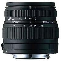 Sigma 18-50/3,5-5,6 DC digital Objektiv für Sigma