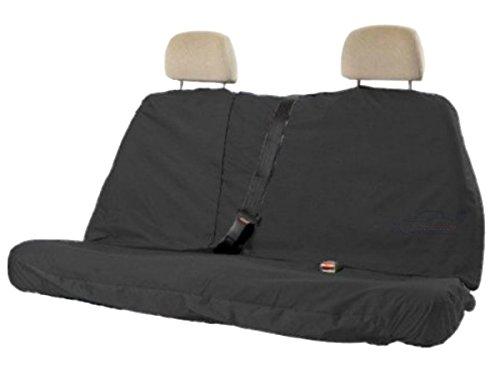 Preisvergleich Produktbild xtremeauto® Heavy Duty Polyester, wasserabweisend, in schwarz für Auto Rücksitz.