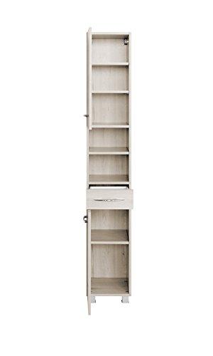 hochschrank küche buche - bestseller shop für möbel und einrichtungen - Seitenschrank Küche