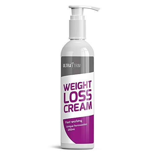 ULTRA TRIM WEIGHT LOSS CREAM Dünn Gewicht Loss Cream - Schnell Fett verlieren eng wird trainierten Körper SLIMMING
