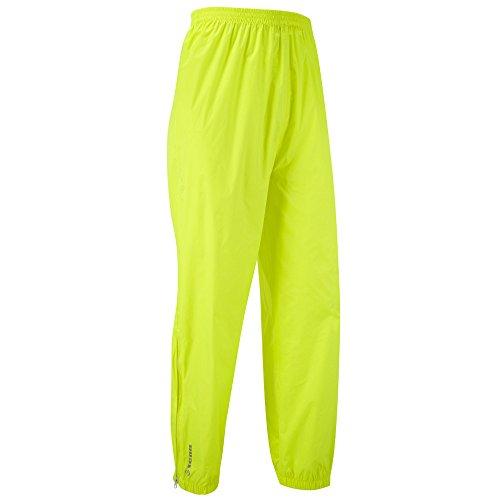 Tenn Unisex Unite Waterproof Cycling Trousers - Hi-Viz Yellow - Lrg-20