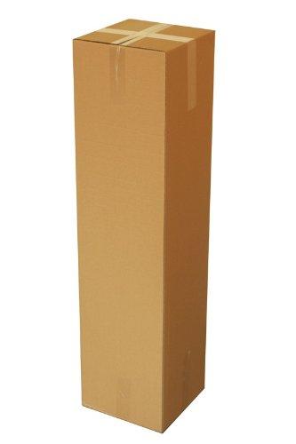 5 Stück VERSANDKARTONS DHL konform Faltkarton Kartonverpackung Verpackung Paket Box Außenmaßen: 30cmx30cmx120cm