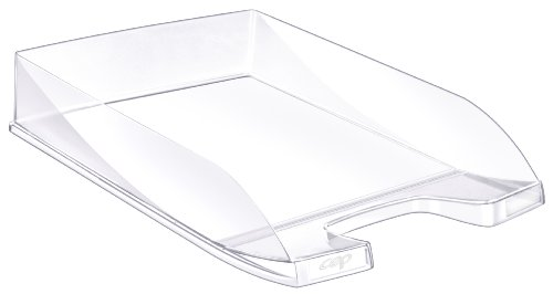 cep office solu 1001000111 - Value CEP Letter Tray Crystal 1001000111 Crystal Tray