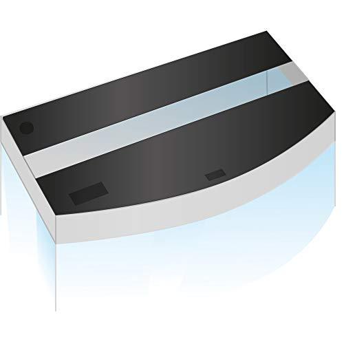 Volets Vision 260 Noirs/ 1 Rampe (X2 Volets) Pour Aquarium Pour Aquariophilie Volets