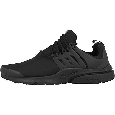 Nike Men's Air Presto Essential Gymnastics Shoes, Black (Black Black Black), 10 UK