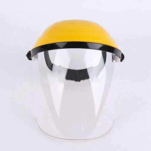 Casco soldadura, máscara protectora resistente calor