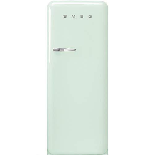 Smeg FAB28RPG3 frigo combine Autonome Vert 270 L A+++ - Frigos combinés (Autonome, Vert, Droite, 110°, 270 L, SN-T)