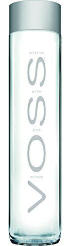 Voss Artesian STILL Gletscher Wasser in Glasflasche 6 x 0,8 Liter