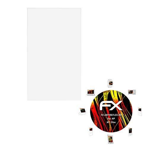 atFolix Schutzfolie kompatibel mit HP HP 24er Displayschutzfolie, HD-Entspiegelung FX Folie