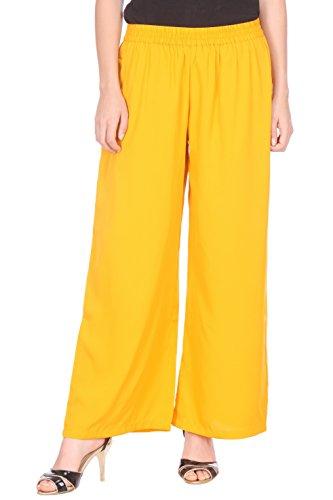 Aurelia Womens Palazzo (16AUK60044-02002_Yellow_Large)