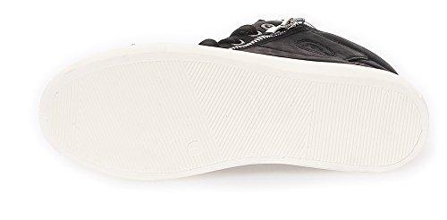 Damensneaker Sneaker Freizeitschuhe Damenschuhe Knöchelsneaker 29162 Schwarz