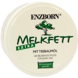 Teebaumöl-salbe (MELKFETT extra mit Teebaumöl Enzborn 250 ml Salbe)