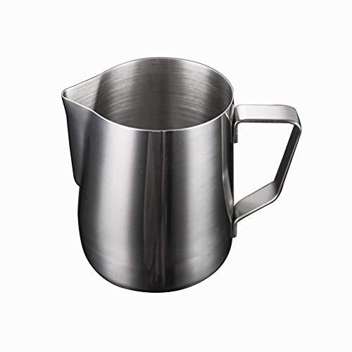nuiOOui131 Milchaufschäumkrug 350 ml Schaumtexturierung Kaffee Latte Art Cup Creamer 1 Aluminium-creamer