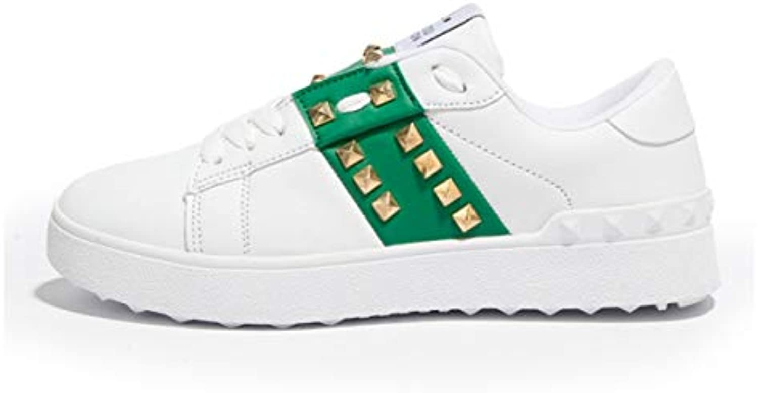 Chaussures Sauvages Petites Les Blanches Clunky Cxigua Sneaker IfvxHHY