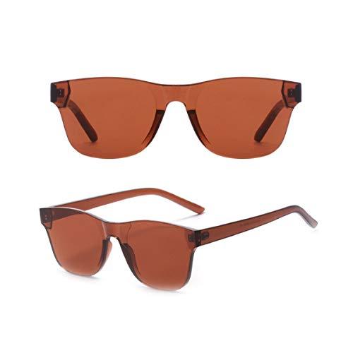 Abby Girls Sonnenbrillen für Frauen, UV407 Objektiv Sonnenbrillen für Damen Damen Fashionwear Pop polarisierte Sonnenbrille