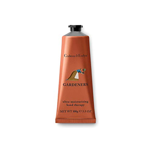 Crabtree & Evelyn Gardeners ultra-moisturizing hand therapy, 1er Pack (1 x 100 g) - Evelyn Lily