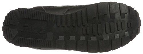 Fila Women Base Orbit Low Wmn, chaussons d'intérieur femme Schwarz (Black)