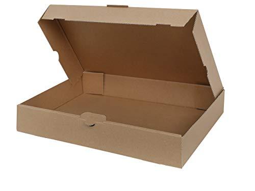 weiß 50 Maxibrief-Kartons 240 x 160 x 45 mm